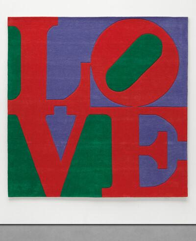 Robert Indiana, 'Chosen Love (Philadelphia)', 1995
