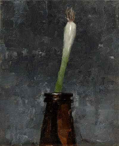 Tom Giesler, 'Floral 18: scallion', 2020