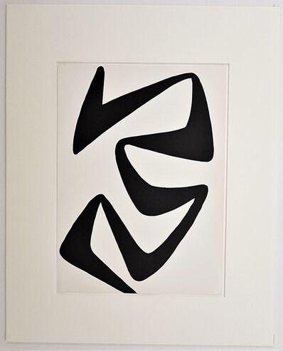 Alexander Calder, 'Composition', 1968