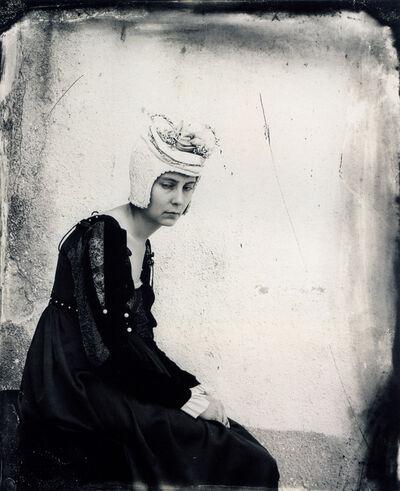 Joel-Peter Witkin, 'Costumed Inmate Insane Asylum, Budapest', 1993