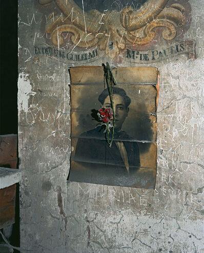 Robert Polidori, 'Cripta della Chiesa di Sant'Agostino alla Zecca', 2017