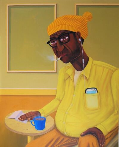 Brian Cirmo, 'Yellow Belly', 2020