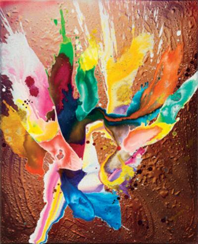 Christian Awe, 'danse des couleurs II', 2017