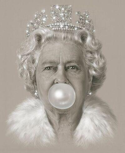 Michael Moebius, 'The Queen Bubblegum', 2016