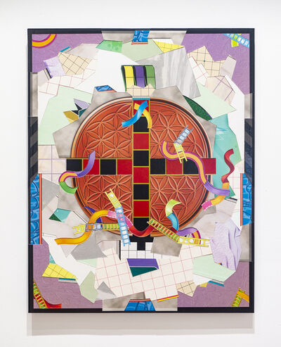 Brent Birnbaum, 'Snakes and Ladders', 2019