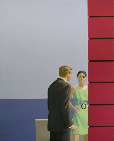 Christian Brandl, 'Gespräch', 2017