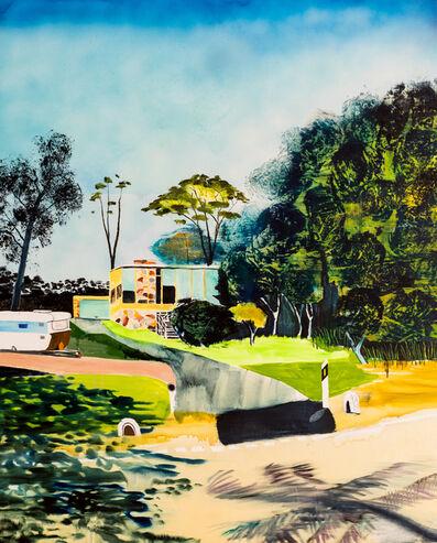 William Mackinnon, 'Landscape of longing (ii)', 2019
