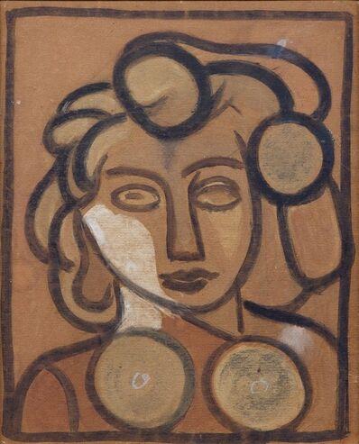 Wifredo Lam, 'Sans titre', 1937