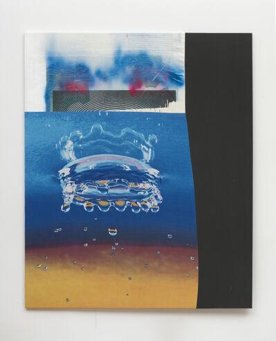 Andreas Diefenbach, 'Wir alle sind Qualle (nur das mehr ist niemals leer)', 2017