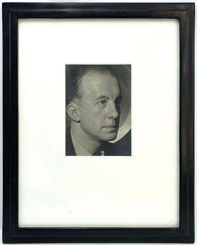 Man Ray, 'Portrait of Paul Éluard', 1936