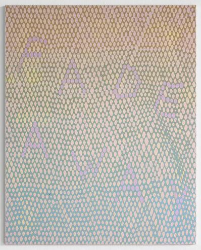 E. E. Ikeler, 'Fade Away', 2017