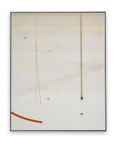 Matthias Bitzer, 'Die Zerbrochene Uhr', 2020