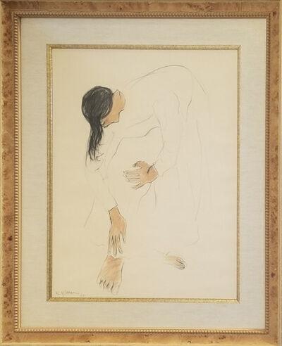 R.C. Gorman, 'Composure', 1971