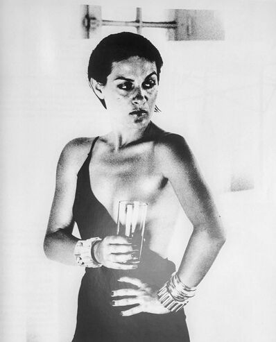 Helmut Newton, 'Paloma Picasso St. Tropez', 1973