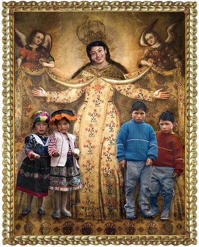 Ana de Orbegoso, 'Urban Virgins:  Virgen De La Merced', 2006-2020