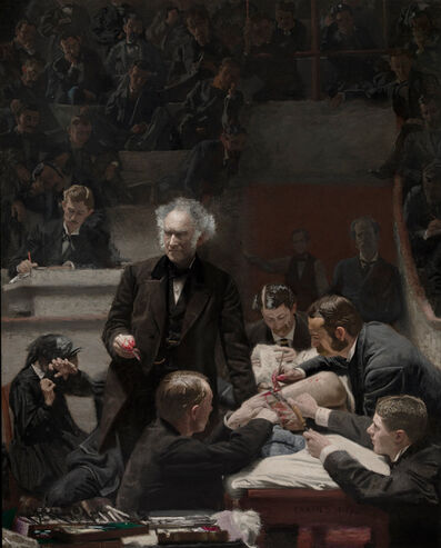 Thomas Eakins, 'The Gross Clinic', 1875