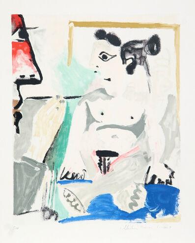Pablo Picasso, 'Le Peintre et son Modèle, 1964', 1979-1982