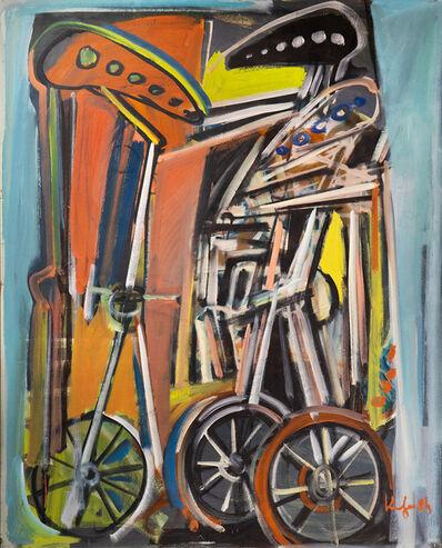 Alfred Kornberger, 'Zeus hoch drei', 1984