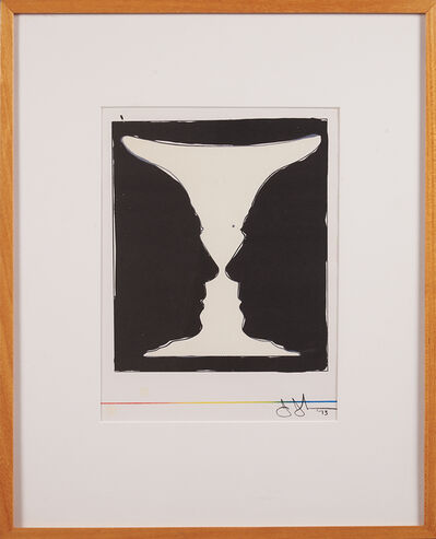 Jasper Johns, 'Cup 2 Picasso', 1973