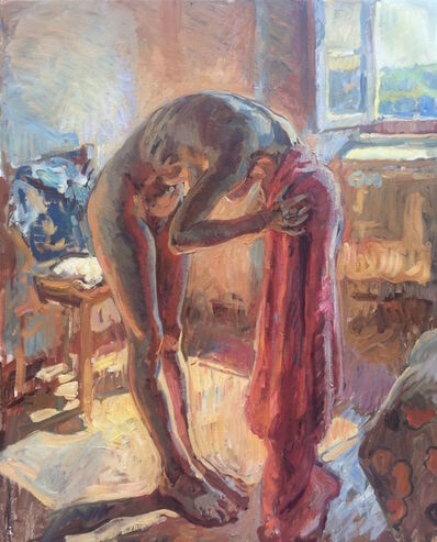 Ben Fenske, 'Drying Hair', 2016