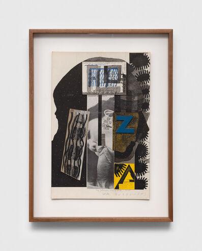 Ray Johnson, 'Untitled (William Burroughs' Toothbrush', 1973, 1976, 1988, 1991