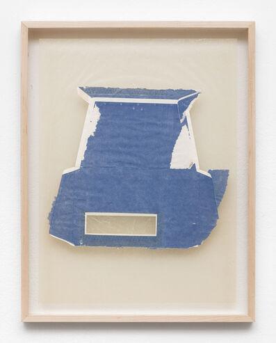 Pierre Buraglio, 'Enveloppe 6/4/5', 1977