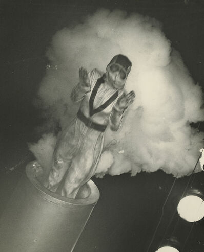 Weegee, 'She's Almost Out', 1943