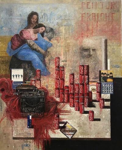Emilio Trad, 'Le Compas', 2013