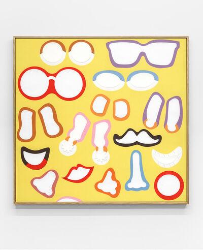Margarida Gouveia, 'Sticker #4', 2017