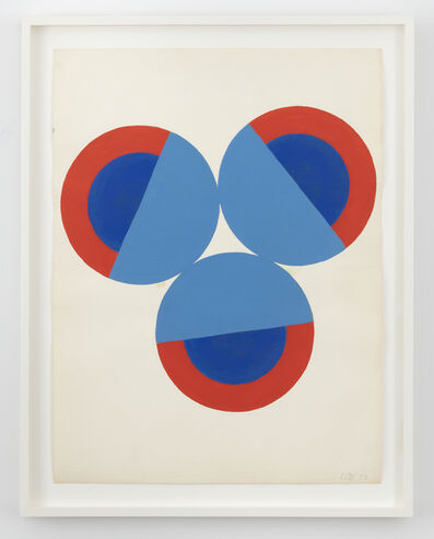 Leon Polk Smith, 'Untitled', 1973