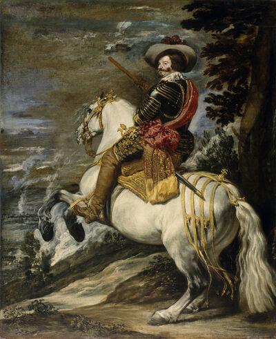 Diego Velázquez, 'Don Gaspar Guzmán, Conde Duque de Olivares', ca. 1635