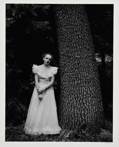 Ansel Adams, 'Graduation Dress, Yosemite Valley, California'