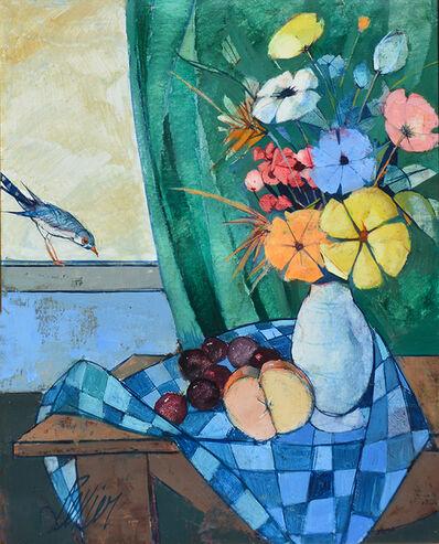 Charles Levier, 'Le rideau vert (The Green Drape) ', 1920-2003
