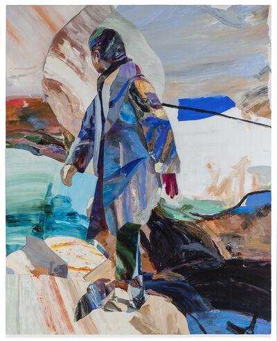 Jaclyn Conley, 'Marcher At The Bridge', 2020