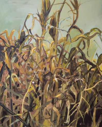 KLAUDIA GREGUSOVA, 'Corn', 2020