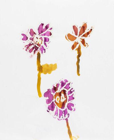 Elana Cooper, 'Untitled (Flowers)', 2016