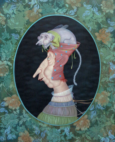 Evgenia Saré, 'La Muse', 2019