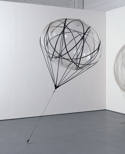 Tomás Saraceno, '1MW/Flying Garden/Air-Port-City', 2007