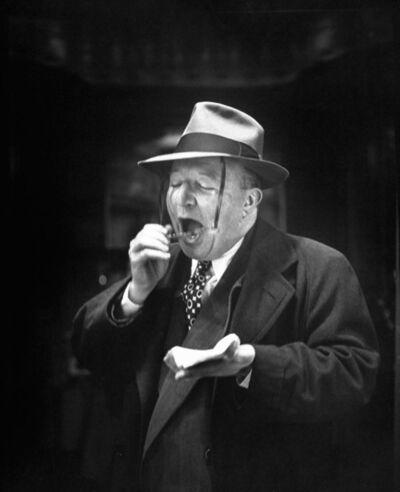 Yale Joel, 'LENS-POLISHER', 1946