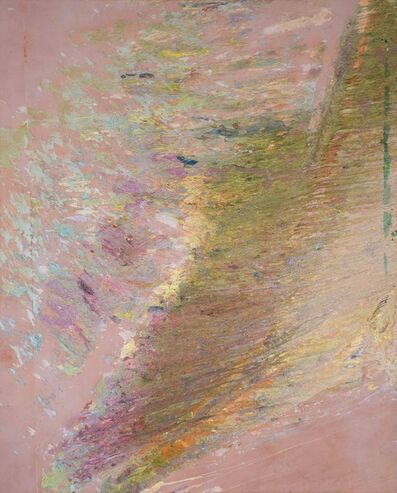 Larry Poons, 'Ruffles Queequeg', 1972