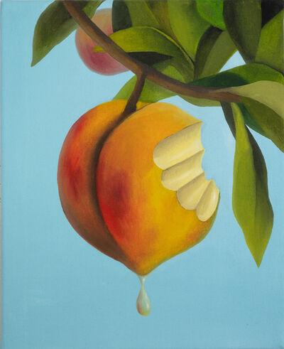 Chris Akordalitis, 'Peach II', 2020