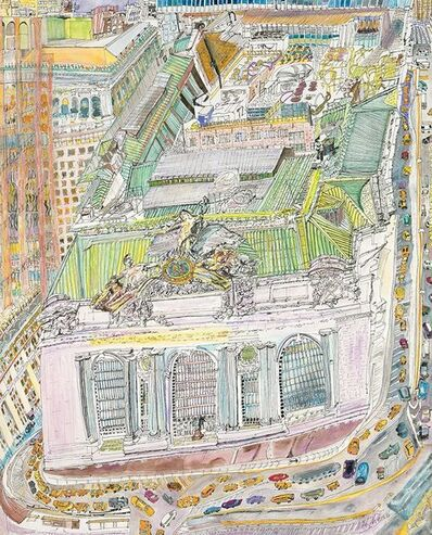 Olive Ayhens, 'Exquisite Colossus', 2012