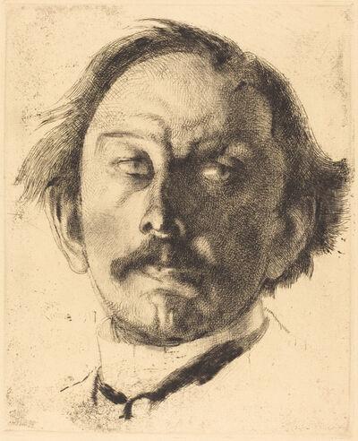 Albert Besnard, 'Jules Destrée', 1917