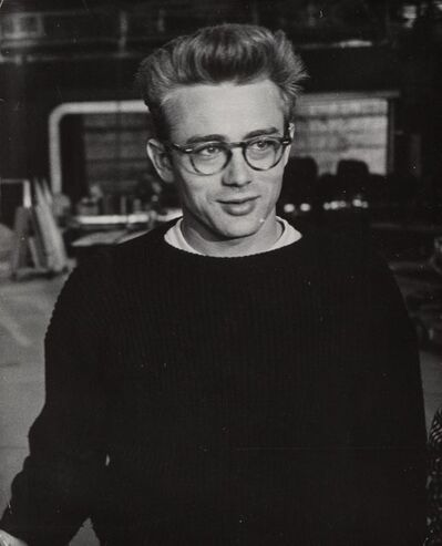 Phil Stern, 'Two Photographs of James Dean', 1955