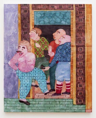 Orkideh Torabi, 'Don't go too far', 2019