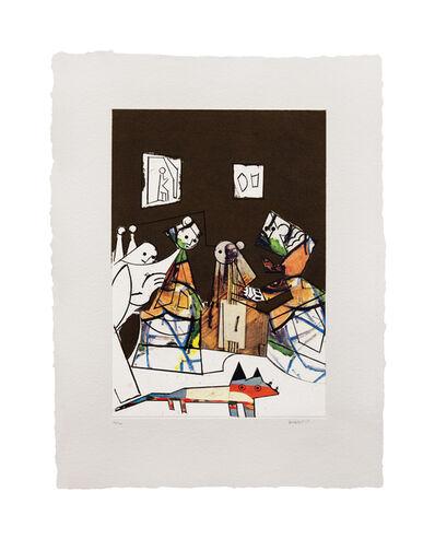 Manolo Valdés, 'Cubismo como pretexto XI', 2004