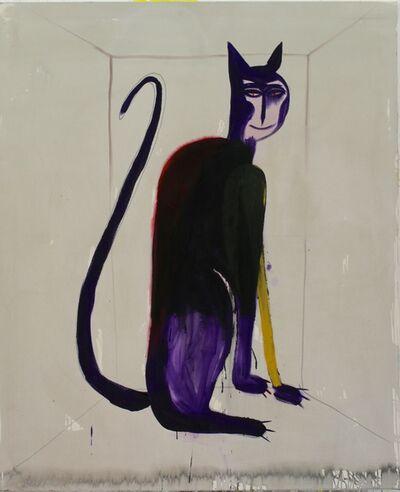 Matthias Dornfeld, 'Untitled (out of the cat series)', 2018