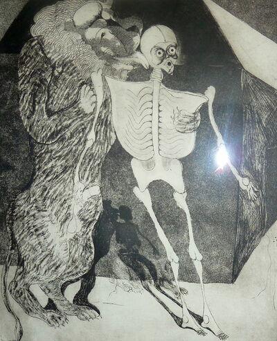 Francisco Toledo, 'Le Muerte', 1973