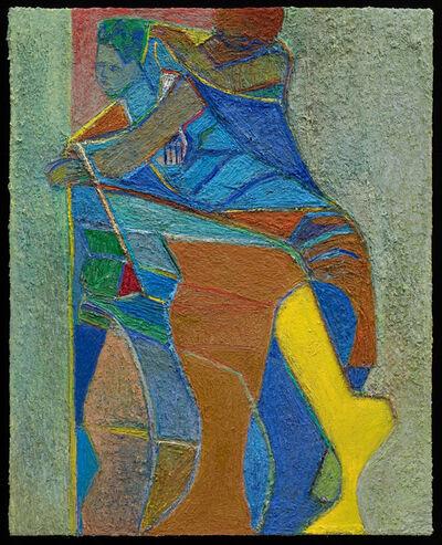 Deborah Kahn, 'Yellow Leg', 2008