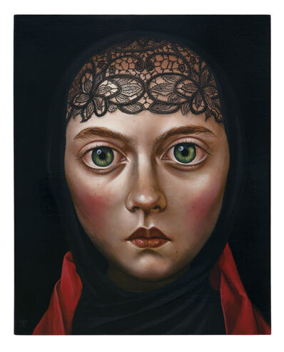 Timothy Cummings, 'Green Eyes', 2009